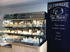 Fromagerie Maëva 2